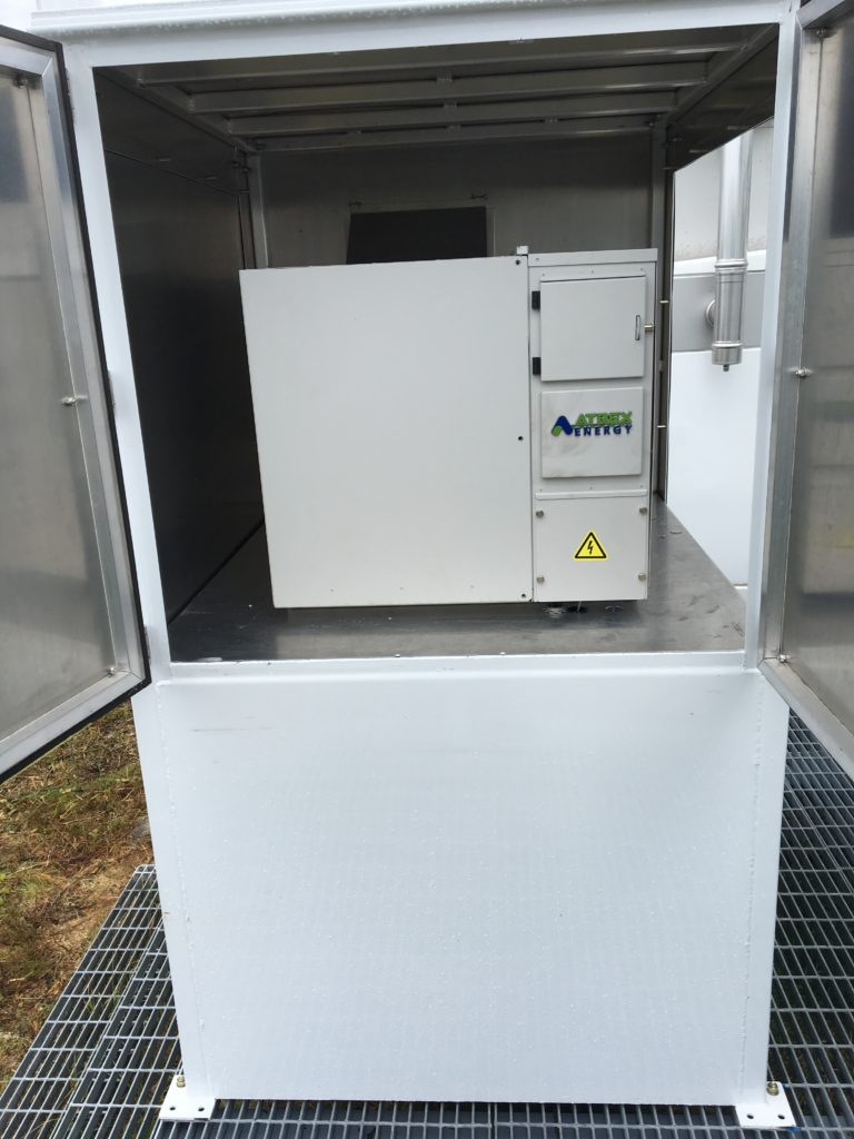 Atrex Solid Oxide Fuel Cells - Propane & Natural Gas - Ensol Systems